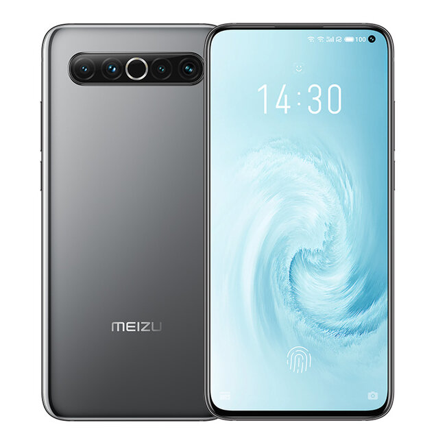 review meizu 17